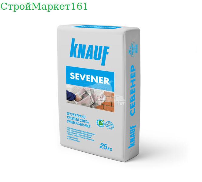 """Штукатурка Knauf """"Севенер"""" 25 кг."""
