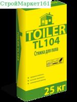 """Стяжка для пола Toiler """"TL-104"""" 25 кг."""