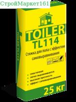 """Стяжка для пола Toiler """"TL-114"""" 25 кг."""