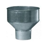 Воронка водосборная D350/150 МП Проект (Оцинковка)