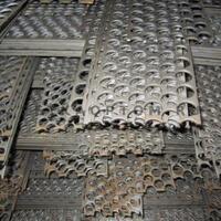 Вырубка 12 см х 2 м сталь (полоса)