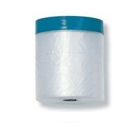 Защитная пленка с тканевой клеящей лентой (устойчива к УФ излучению) 1100х20000 мм