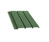 Панель софит 4000х305 мм. (зеленый).